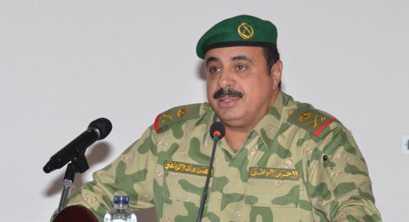 وكيل الحرس الوطني الكويتي: حريصون على توفير أحدث الأساليب التعليمية  والتدريبية
